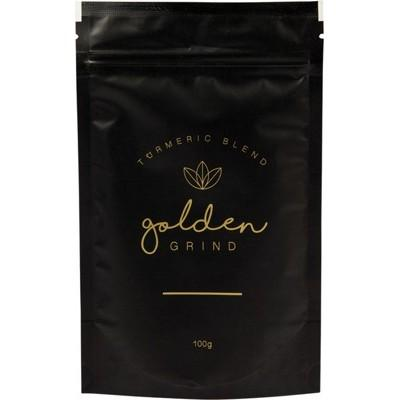 GOLDEN GRIND Turmeric Blend Golden Latte Spice Mix 100g