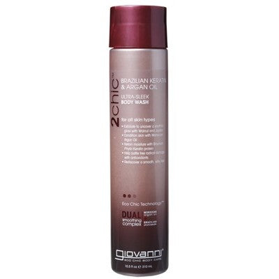 GIOVANNI 2CHIC - Organic Body Wash Ultra Sleek (All Skin) 310ml