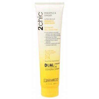 GIOVANNI Hair Mask - 2chic Ultra-Revive (Dry, Unruly Hair) 150ml