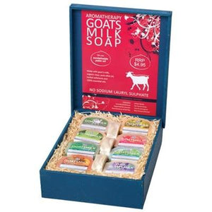 HARMONY SOAPWORKS 19 Assorted Organic Goats Milk Soap Bars
