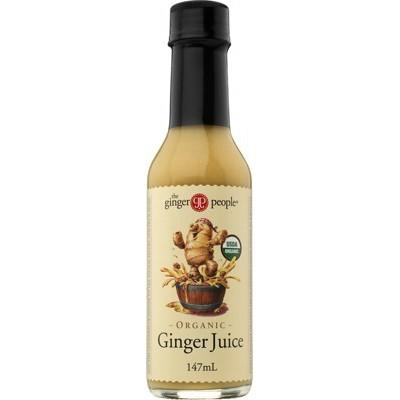 THE GINGER PEOPLE Ginger Juice 147ml