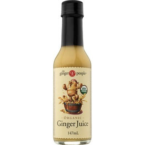 The Ginger People Ginger Juice Organic 147mL