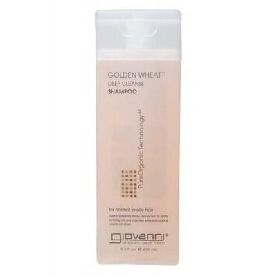 GIOVANNI Organic Shampoo Golden Wheat (Normal/Oily Hair) 250ml