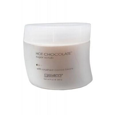GIOVANNI Hot Chocolate Sugar Organic Body Scrub - 260g