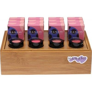 HANAMI Cream Blush Display Stand 12+4