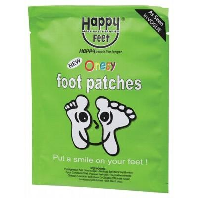 HAPPY FEET Foot Patches 1 Pair 2