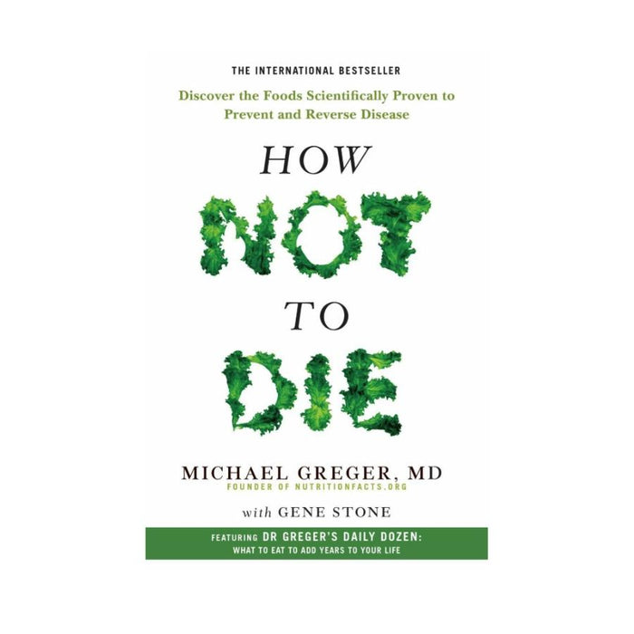BOOK The How Not To Die Cookbook