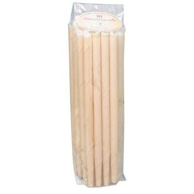 HONEYCONE Ear Candles 100% Unbleached Cotton Pack of 20