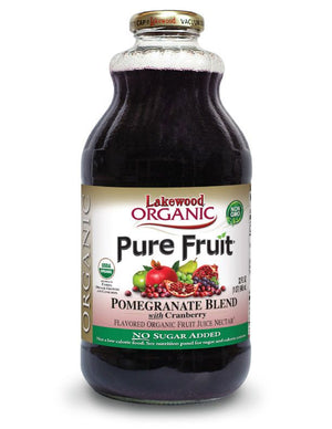 Lakewood Organic Pomegranate & Cranberry Blend 946mL