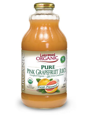 Lakewood Organic Pink Grapefruit Juice 946mL