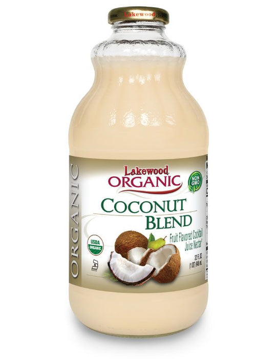 Lakewood Organic Coconut Juice Blend 946mL