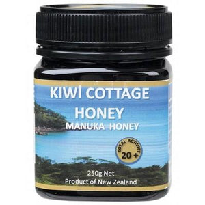 KIWI COTTAGE HONEY Manuka Honey TA (Total Activity)250g