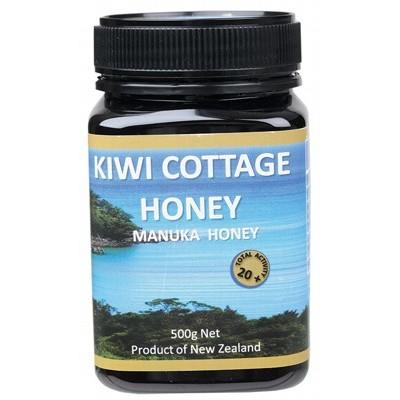 KIWI COTTAGE HONEY Manuka Honey TA (Total Activity) 500g