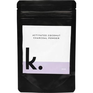 KEEKO Coconut Charcoal Powder Activated 50g