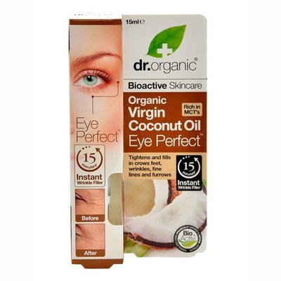 Dr Organic Coconut Oil Eye Perfect Wrinkle Filler