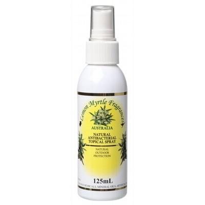 LEMON MYRTLE FRAGRANCES Outdoor Protection Lemon Myrtle 125ml