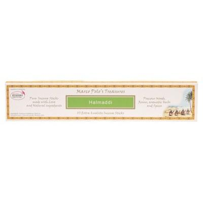 MARCO POLO'S TREASURES Incense Sticks Halmadi 10