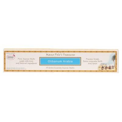 MARCO POLO'S TREASURES Incense Sticks Olibanum Arabia 10