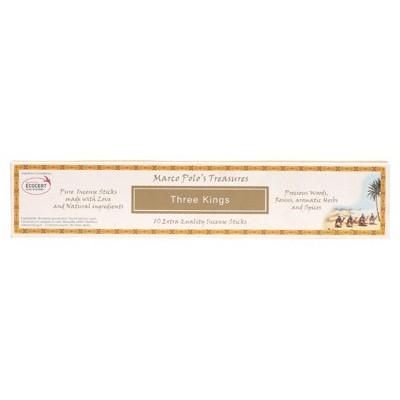 MARCO POLO'S TREASURES Incense Sticks Three Kings 10