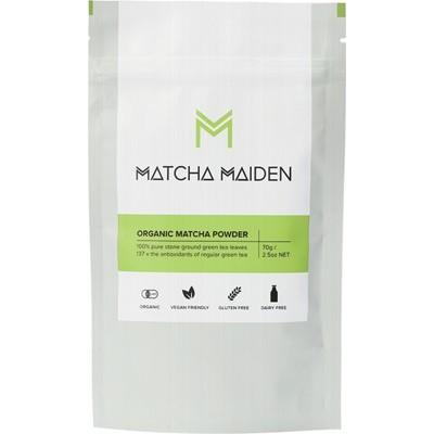 MATCHA MAIDEN Matcha Green Tea Powder 70g
