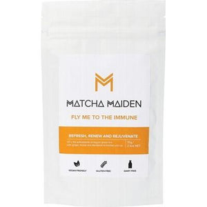 MATCHA MAIDEN Matcha Green Tea Powder Fly Me To The Immune 70g