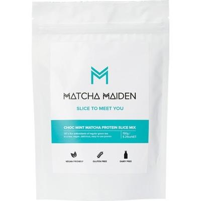 MATCHA MAIDEN Matcha Protein Slice Mix Slice To Meet You 150g