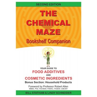 BOOK Chemical Maze - Bookshelf Companion - by Bill Statham