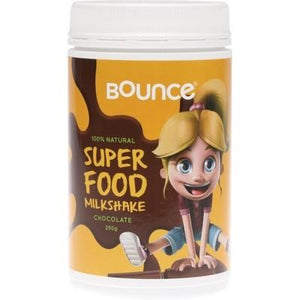 BOUNCE Superfood Milkshake Chocolate 250g