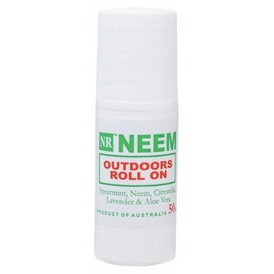 NEEMING AUSTRALIA Neem Outdoors Roll-on 50ml