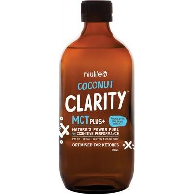 NIULIFE Organic Coconut Clarity  500ml