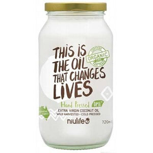 NIULIFE Extra Virgin Coconut Oil 720ml