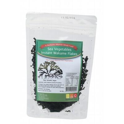 NUTRITIONIST CHOICE Sea Vegetables Wakame Flakes 50g