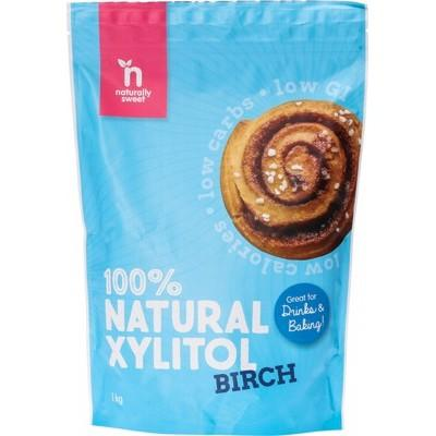 NATURALLY SWEET Birch Xylitol Extracted from Birch Trees 1kg