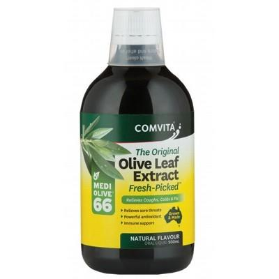 COMVITA Olive Leaf Extract Natural (Medi Olive 66) 500ml