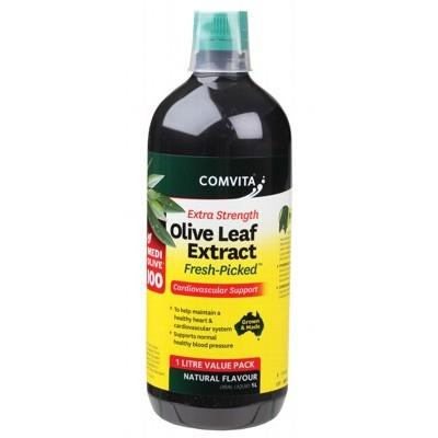 COMVITA Olive Leaf Extract Extra Strength (Medi Olive 100) 1L