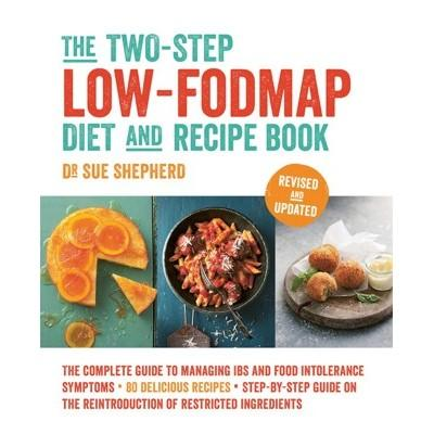 BOOK Two-Step Low-FODMAP Diet Book by Dr Sue Shepherd