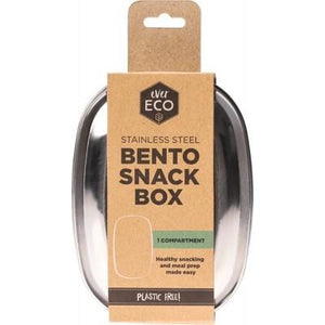 EVER ECO Stainless Steel Bento Snack Box 1 Compartment 1