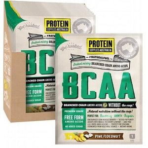 PROTEIN SUPPLIES AUST. Branched Chain Amino Acids Pine Coconut 5g
