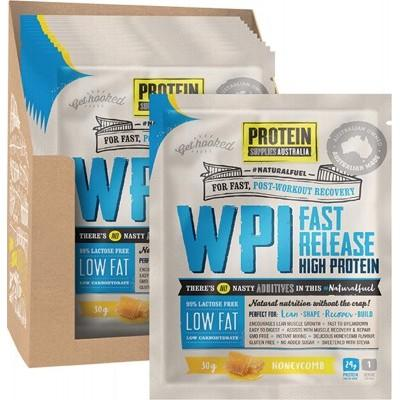 PROTEIN SUPPLIES AUST. WPI (Whey Protein Isolate) Honeycomb 30g