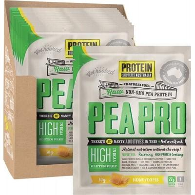 PROTEIN SUPPLIES AUST. PeaPro (Raw Pea Protein) Honeycomb 30g