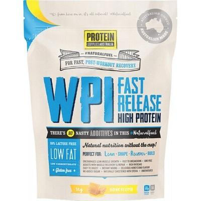 PROTEIN SUPPLIES AUST. WPI (Whey Protein Isolate) Honeycomb 1kg