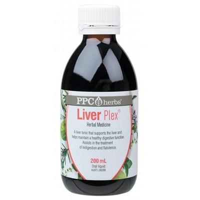 PPC HERBS - Organic Liver-Plex Herbal Remedy - 200ml