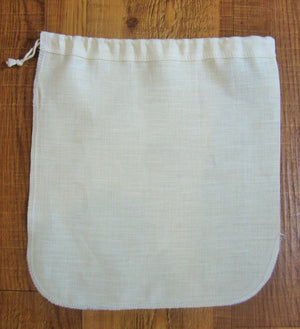 HEMP TRIBE Hemp Nut Milk Bag 100% Natural