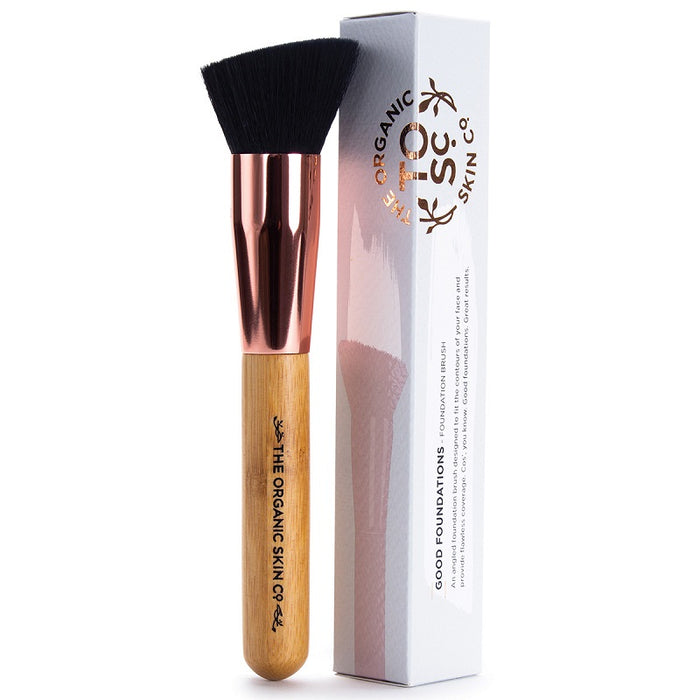 The Organic Skin Co - Good Foundations Brush