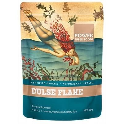 POWER SUPER FOODS Sea Power Organic Dulse Flakes - 50g