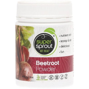 SUPER SPROUT Organic Beetroot Powder 80g
