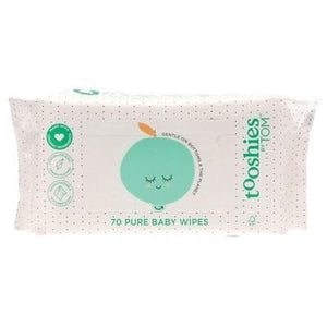 TOOSHIES BY TOM Pure Baby Wipes 70