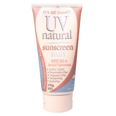 UV NATURAL Baby Sunscreen SPF 30+ 150g