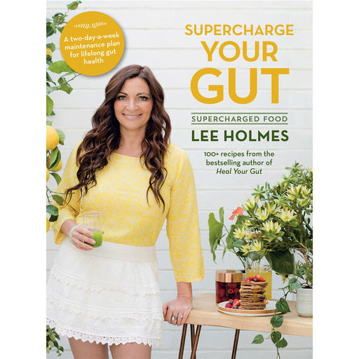 BOOK SUPERCHARGE YOUR GUT