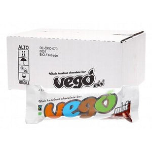VEGO Whole Hazelnut Chocolate Bar Mini 65g